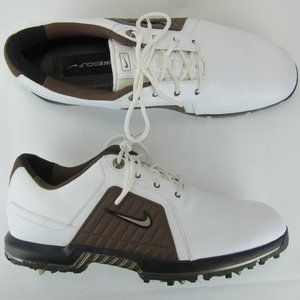 Nike Air Golf Zoom 379228 US 9 Men Soft Spike